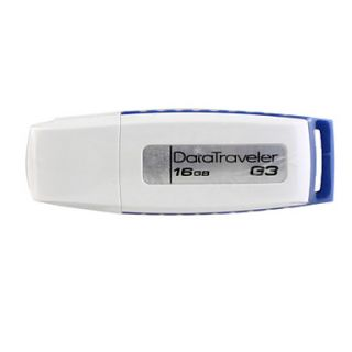 EUR € 24.37   16GB Kingston DataTraveler USB flash drive (blu