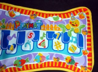 Baby Kick and Play Piano Music Carpet Music Playmat Toy Summer Toy