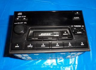 95 01 Nissan 200SX Infiniti QX4 Pathfinder CD Disc Player Radio