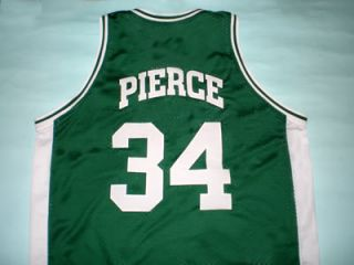 Paul Pierce Inglewood High School Jersey Green New Any Size FDV