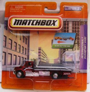 64 Matchbox MBX International Durastar 4400 Tow Truck
