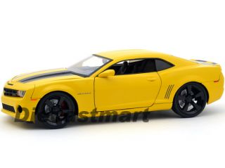 Jada Dub City 1 18 2010 Chevy Camaro Bumble Bee Yellow