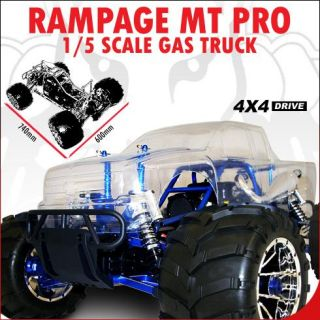 Redcat Rampage MT PRO (Version 3) 1/5 Gas 10% Off Redcat Parts For 2