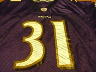 Baltimore Ravens Jamal Lewis Football Jersey Size Youth XL 18 20