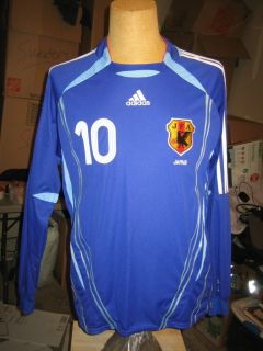 Japan Soccer Jersey World Cup 2006 Germany Soccer Adidas Football XL