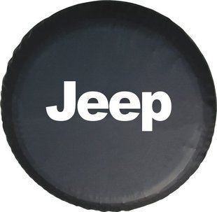 Jeep Spare Tire Cover for 2002 2005 Wrangler Liberty Compass 28 P225