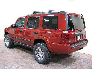 Jeep Commander Lift Kit 2 25 Fits Largest Tires