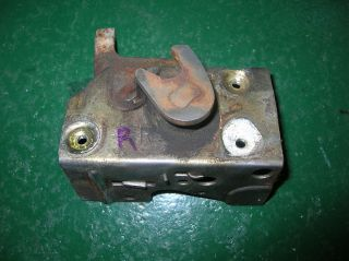 Jeep Grand Wagoneer Passenger Right Side Tailgate Latch