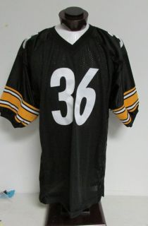 Jerome Bettis Signed Autographed Steelers Jersey PSA DNA