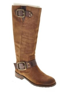 Jessica Simpson NEW Burnished Split Suede Hansel Womens Mid Calf Boots