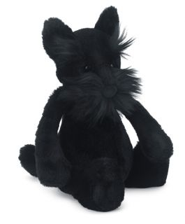 Jellycat Bashful Scottie Puppy Dog Medium Stuffed Animal Plush New