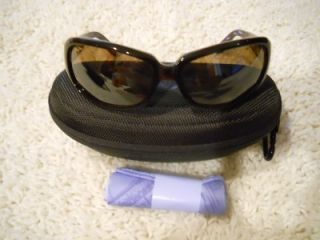 New in Case Maui Jim Guy Harvey Yellow Fin Polarized Plus Sunglasses