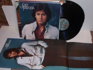 Joey Travolta Self Titled LP Millenium Records MNLP 8007 Vinyl Album