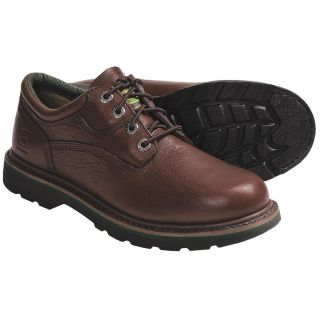 John Deere Boots Brown Walnut Oxford Shoes Oiled Leather 10 5 11 11 5