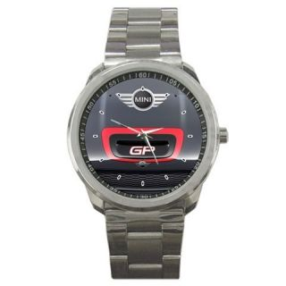 New Hot mini John cooper works GP Accessories Wristwatch
