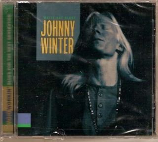 Johnny Winter White Hot Blues New CD BMG 074646521328