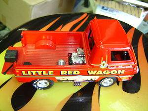 426 Hemi Dodge Truck Wheelstander Little Red Wagon A100