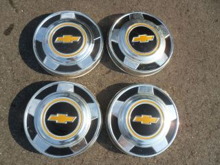 Chevy Silverado Scottsdale Truck Van Chrome Wheel Cover Hub Cap Dog
