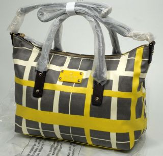 Kate Spade Checkmate Small Riley Bag