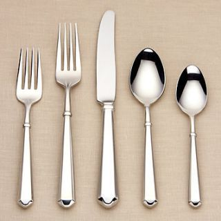 Kate Spade Todd Hill Flatware 5 PC Placestting