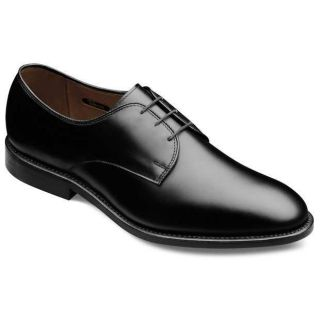 Allen Edmonds Mens Kenilworth Black Dress Shoes Lace Oxfords Leather