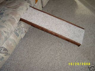 Wooden Carpeted Pet Ramp Dog or Cat 40
