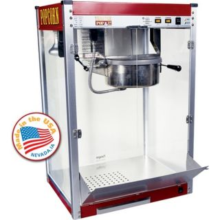 Commercial Popcorn Machine Maker 12 oz Kettle Popper Movie Theater