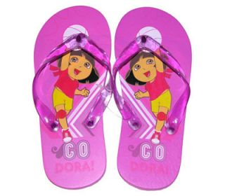 Dora Explorer Volleyball Thong Flip Flops Beach Sandal