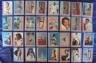 1974 Evel Knievel Almost Set 58 60 Cards Topps Non Sport Lot 3 Vintage