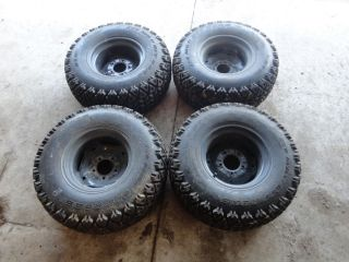 Kubota RTV Stock Wheels and Tires