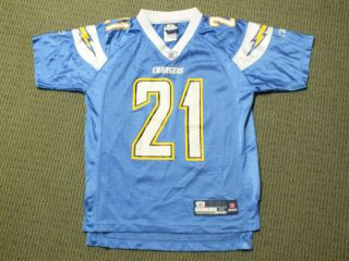 LaDainian Tomlinson San Diego Chargers Reebok Jersey Youth Medium