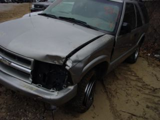 03 S10 Pickup Automatic Transmission 4 3L 4x2