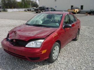 01 02 03 04 05 06 07 Focus Right Passenger Side Rear Side Door