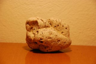 White Volcanic Pumice Lava Rock from Santorini Volcano Decor Aquariums