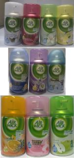Air Wick Freshmatic Various Refills Spray Mulled Wine Freesia
