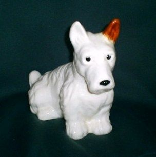 Vint Large Beswick Ware Scottish Terrier Dog 7869