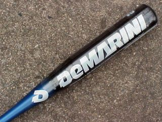 DeMarini Rumble Youth Little League Babe Ruth Baseball Bat 29 19oz