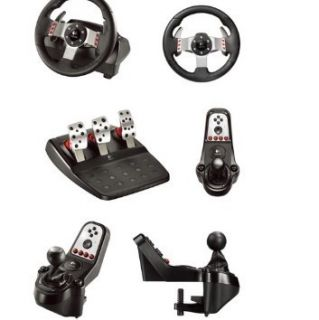 Logitech G27 Racing Steering Wheel for PS3