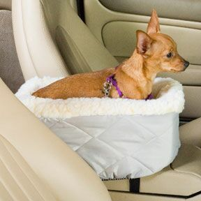 Snoozer Console Lookout Pet Dog Car Carrier