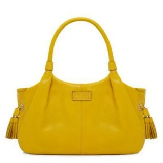 Kate Spade MacDougal Alley Stevie Bag Color Yellow