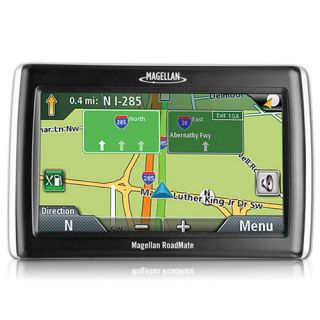 Magellan Roadmate 1470 4 7 GPS Vehicle Navigation System w Pre Loaded