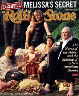 Melissa Etheridge 2000 Rolling Stone Cover Poster