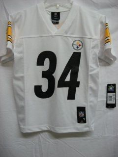 Rashard Mendenhall Pittsburgh Steelers W 12 13 NFL Youth Jersey Large