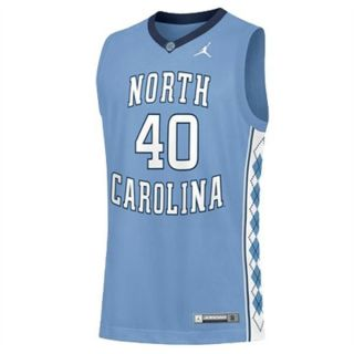 nwt Nike AIR JORDAN NORTH CAROLINA TAR HEELS Basketball UNC shirt