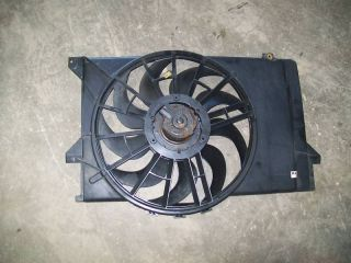 92 93 Ford Tempo Mercury Topaz 4c Electric Fan Assembly