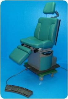 Ritter MIDMARK 119 75 Evolution Power Exam Examination Table Chair