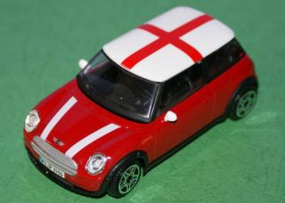 Mini Cooper 1 43 Diecast Metal Model 1 43 Scale New Toy