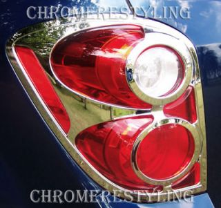 chevy equinox chrome accessories