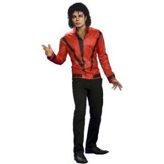 MICHAEL JACKSON Thriller Military Jacket Adult Mens Halloween Costume