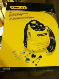 PSI Mini Air Compressor, Portable with Tire Inflator Gauge, Air Pump